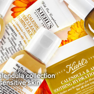 Why the Kiehl's Calendula Collection Is Perfect for My Sensitive Skin